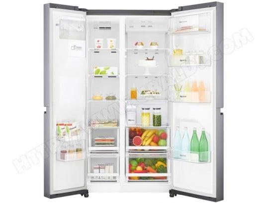 c866a379e69ff9 LG GSL6661PS Pas Cher - Réfrigérateur américain LG - Livraison Gratuite