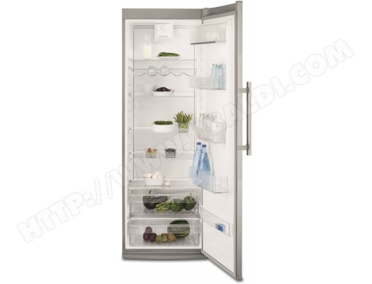 electrolux erf4113aox pas cher r frig rateur 1 porte electrolux livraison gratuite. Black Bedroom Furniture Sets. Home Design Ideas