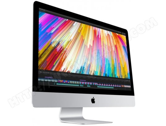 iMac APPLE iMac 27 pouces 5K Core i5-3.8GHz 8Go 2To Fusion