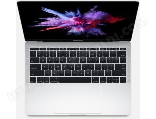 macbook pro apple macbook pro 13 39 39 i5 256go 8go argent 2017 pas cher. Black Bedroom Furniture Sets. Home Design Ideas