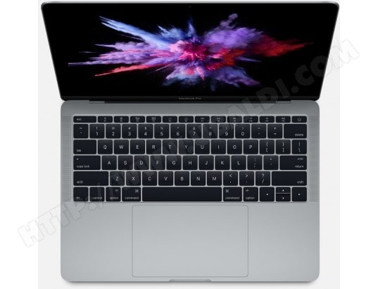 MacBook Pro APPLE MacBook Pro 13'' Touch Bar i5 512G 8G argent 2017