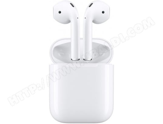 Oreillette Bluetooth APPLE AirPods - MMEF2ZM/A
