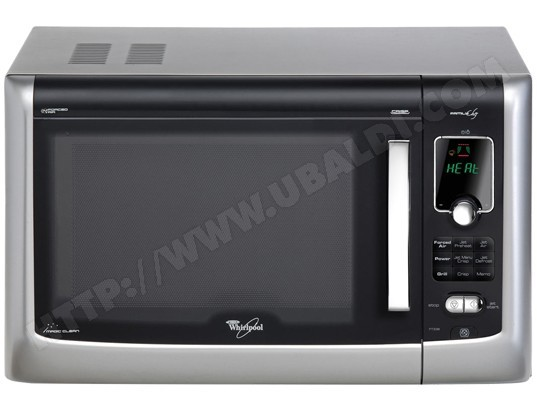 WHIRLPOOL FT338SIL Pas Cher - Micro ondes Grill WHIRLPOOL ... 60f407b8221e