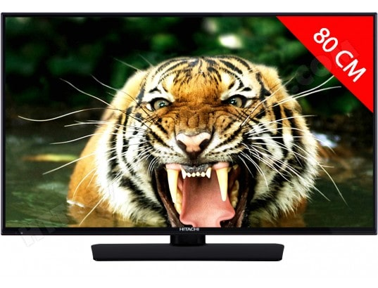 TV LED Full HD 80 cm HITACHI 32HB4T62