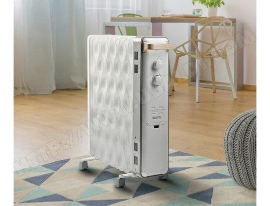 radiateur bain d 39 huile supra oasis 2500w pas cher. Black Bedroom Furniture Sets. Home Design Ideas