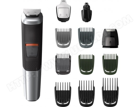 Tondeuse multifonction PHILIPS MG5740/15 Multigroom série 5000