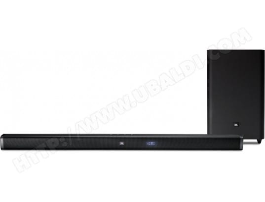 Barre de son JBL BAR 2.1
