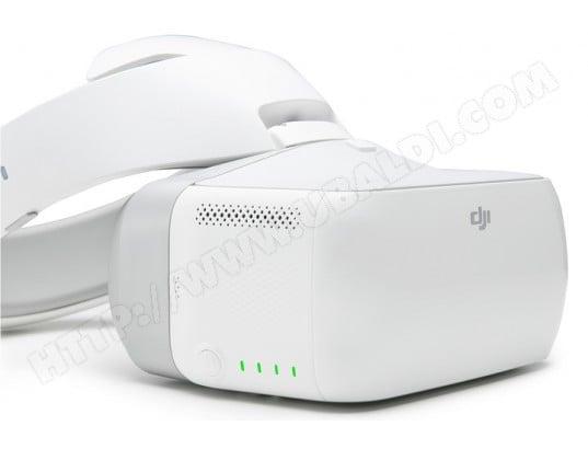 Goggles Accessoires Drone /Écrans Ultra Haute Qualit/é Jusqu/à 6 Heures dAutonomie Con/çues Pour Les Drones DJI Pav/é Tactile /& Radiocommande Design Ergonomique C/âble Micro USB DJI