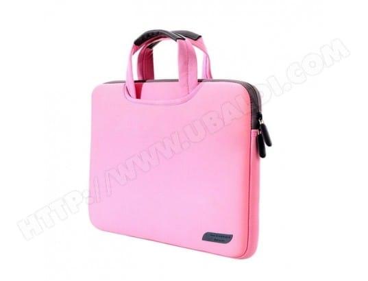 372f49de70 Sacoche ordinateur portable 15 Pouces Housse Macbook Imperméable Rose YONIS  MA-80CA52_SACO-TUZHF