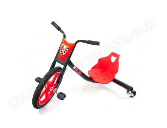 bibee drift rider 360 tricycle v lo 3 roues enfant rouge noir bibee ma 80ca398bibe nohgg pas. Black Bedroom Furniture Sets. Home Design Ideas