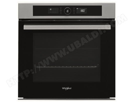 whirlpool akz9635ix pas cher four encastrable pyrolyse whirlpool livraison gratuite. Black Bedroom Furniture Sets. Home Design Ideas