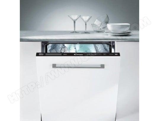 candy cdi2ds36 47 lave vaisselle tout integrable 60 cm candy livraison gratuite. Black Bedroom Furniture Sets. Home Design Ideas