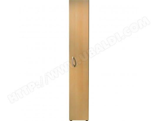 armoire tag res 1 porte h tre pour dressing cellier garage mennza ma 69ca194armo. Black Bedroom Furniture Sets. Home Design Ideas