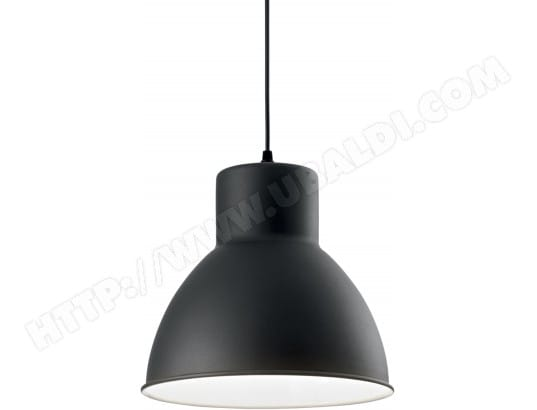Suspension IDEAL LUX Metro sp1 noir