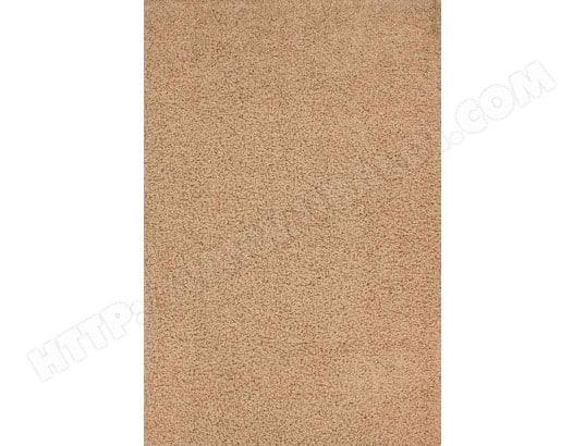 tapis shaggy uni soft beige 120x160cm koton ma 80ca183tapi. Black Bedroom Furniture Sets. Home Design Ideas