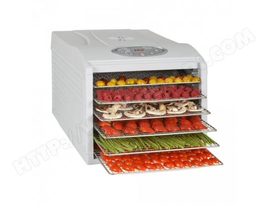 Déshydrateur de fruits KITCHEN CHEF KYS-333B