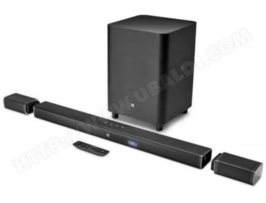 Barre de son JBL BAR 5.1noir
