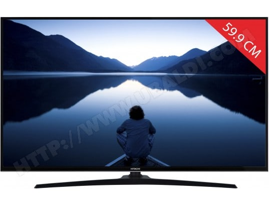 TV LED 60 cm HITACHI 24HE2000