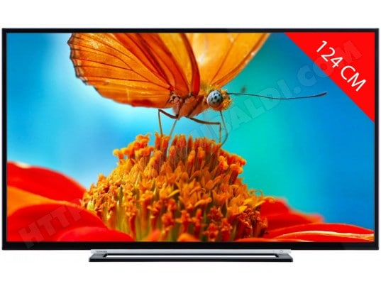 TV LED Full HD 124 cm TOSHIBA 49L3763DG