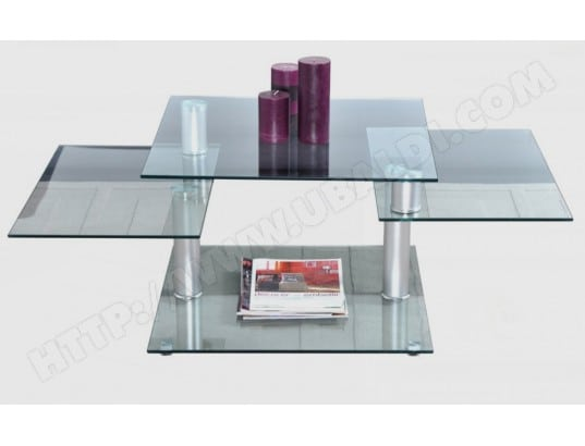 Table Basse Ub Design Dino Table Basse Verre Trempe Pas Cher