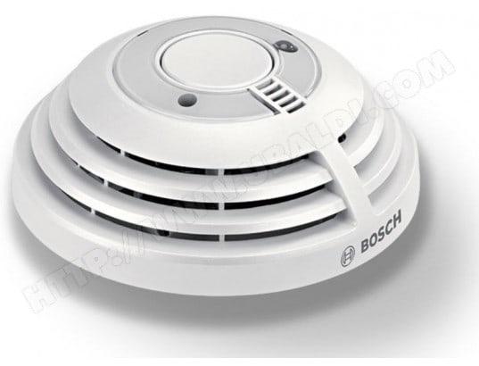d tecteur de fum e bosch d tecteur de fum e connect pas cher. Black Bedroom Furniture Sets. Home Design Ideas