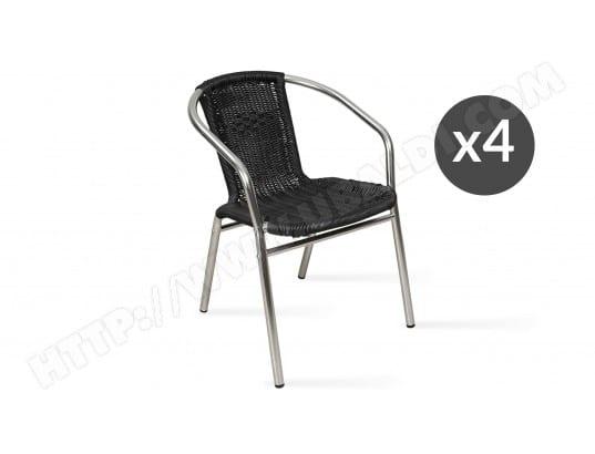 Fauteuil De Jardin Aluminium Et Rsine NOMARQUE MA 78CA493FAUT 8FUWM