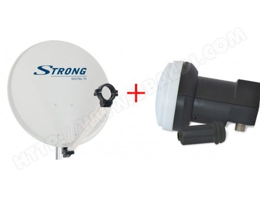 Antenne satellite STRONG SRTD80SP+SRTL702