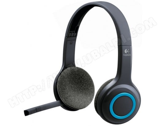 Micro-Casque LOGITECH Wireless Headset H600