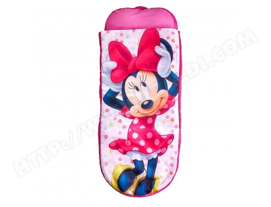lit gonflable d 39 appoint readybed minnie mouse disney worlds apart ma 32ca304litg bxlcu pas cher. Black Bedroom Furniture Sets. Home Design Ideas
