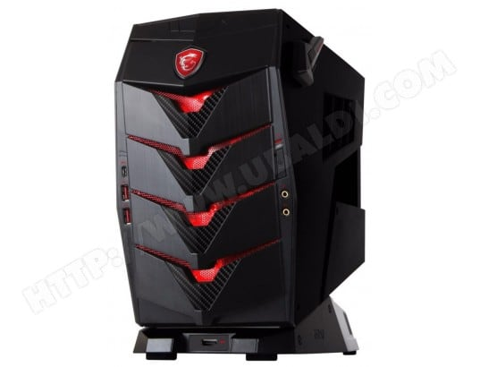 PC Gamer MSI AEGIS 3 i7 8Go/2To + SSD 256Go 8RC-060FR MSI MA-10CA157PCGA-C1PLJ