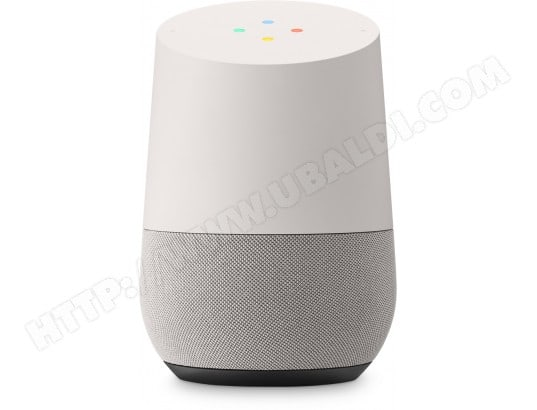 Enceinte Connectée Intelligente GOOGLE Google Assistant - HOME