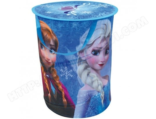 Panier à linge La Reine des Neiges Pop Up Disney JEMINI MA-29CA231PANI-EJP2S
