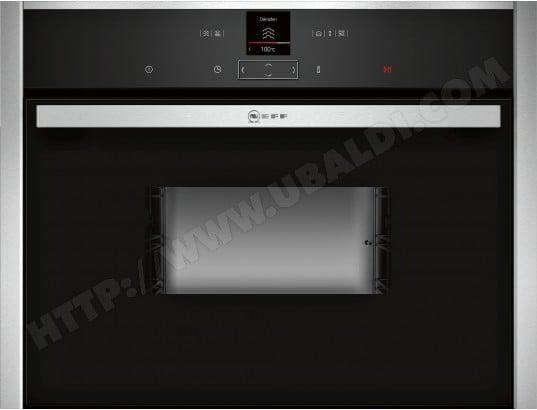neff c17dr02n1 pas cher four encastrable vapeur neff. Black Bedroom Furniture Sets. Home Design Ideas