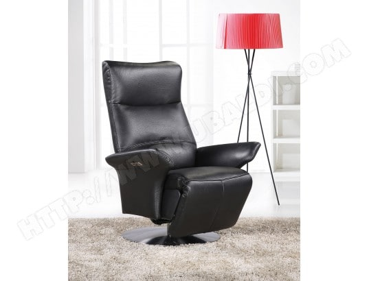 Électrique Relaxation Design Carlson Cuir Relax Fauteuil Ub oQeWdrBECx