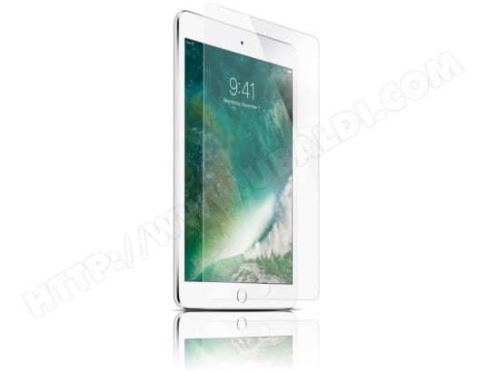 Verre trempé QDOS OptiGuard iPad Mini 4