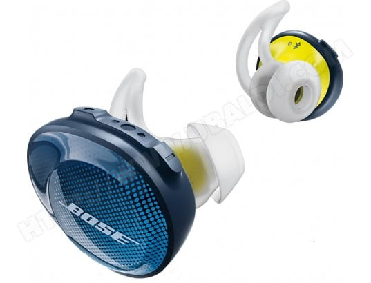 Casque sans fil BOSE SoundSport Free Wireless HDPHS Navy