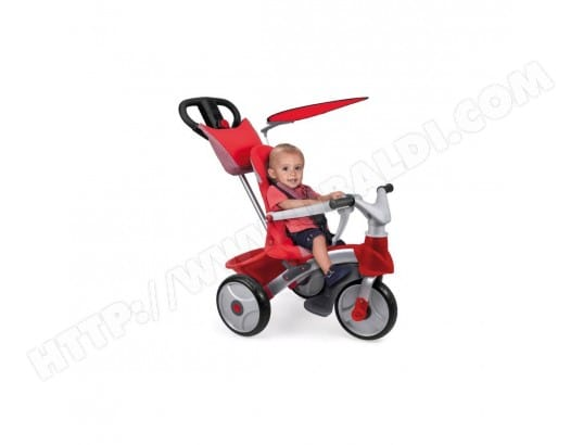 feber tricycle baby trike easy evolution rouge feber ma 10ca311febe 5pomf pas cher. Black Bedroom Furniture Sets. Home Design Ideas