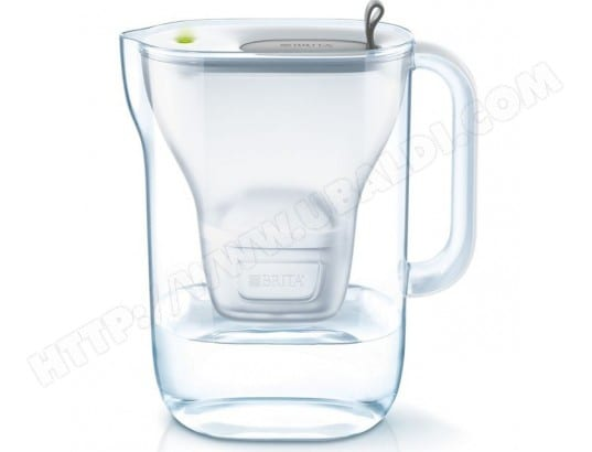 Carafe BRITA FRANCE STYLE graphite- 1 cartouches Maxtra+ incluse