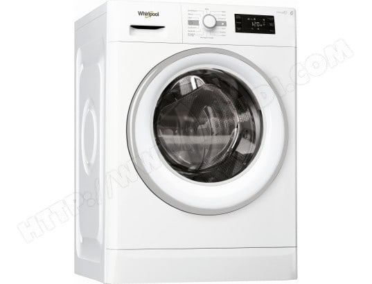 Lave linge sechant Frontal WHIRLPOOL FWDG86148WSFR
