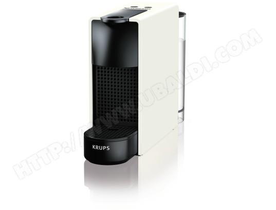 krups essenza mini blanc yy2912fd pas cher nespresso. Black Bedroom Furniture Sets. Home Design Ideas