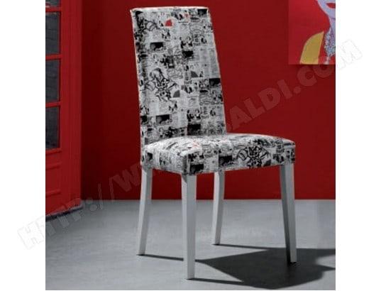 Chaise Originale ALISON Lot De 2 NOUVOMEUBLE MA 82CA493CHAI 1A1DG