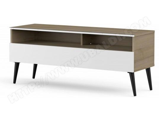 vente meuble tv meliconi solna 120 moins cher. Black Bedroom Furniture Sets. Home Design Ideas
