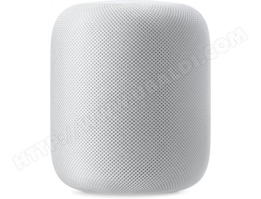 Enceinte Connectée Intelligente APPLE HomePod (Blanc)