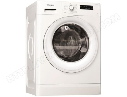 Lave linge Frontal WHIRLPOOL FWF71483W2FR