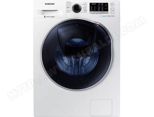samsung wd80k5b10owef pas cher lave linge sechant frontal samsung livraison gratuite. Black Bedroom Furniture Sets. Home Design Ideas