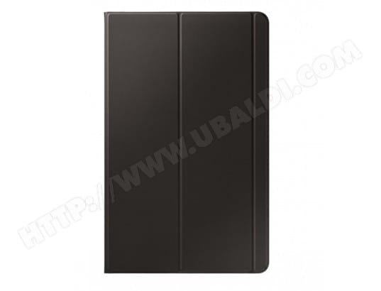 Etui tablette SAMSUNG Book Cover noir pour Galaxy Tab A 2018