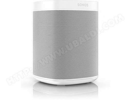 Enceinte Connectée Intelligente SONOS ONE blanc