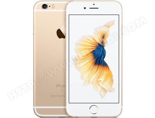 iphone reconditionn reborn iphone 6s plus 64go gold pas. Black Bedroom Furniture Sets. Home Design Ideas