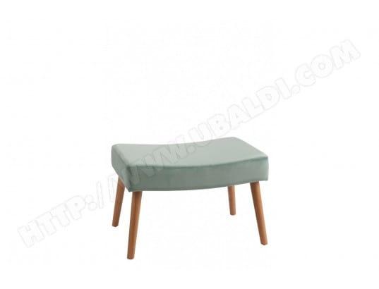 pouf vert d 39 eau hellin ma 54ca493pouf fq62t pas cher. Black Bedroom Furniture Sets. Home Design Ideas