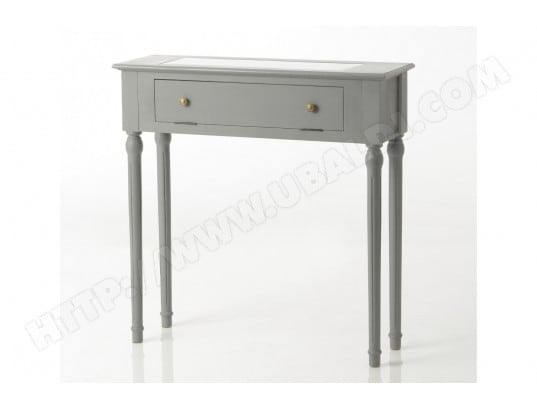 petite console tiffany hellin ma 54ca182peti a9nov pas cher. Black Bedroom Furniture Sets. Home Design Ideas